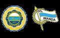 Hutnik Wanda Kraków – oficjalna strona drużyny Logo