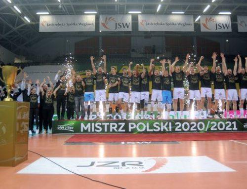 Tomasz Fornal Mistrzem Polski 2020/2021